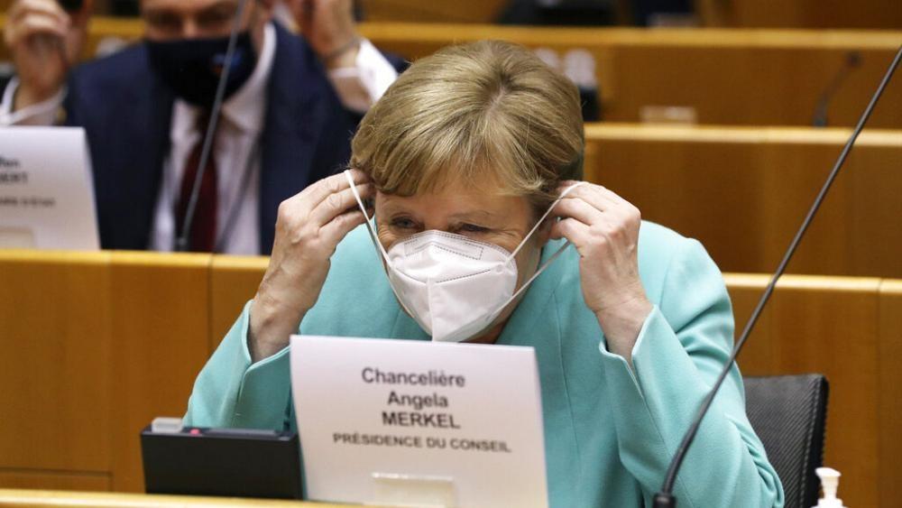 Merkel will gemeinsam durch die Krise, wer macht mit? Euronews am Abend 08.07.