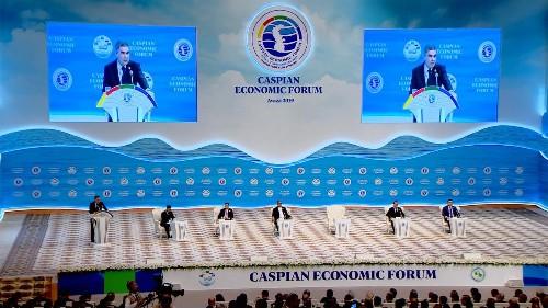 Le Turkménistan accueille le premier forum économique de la mer Caspienne