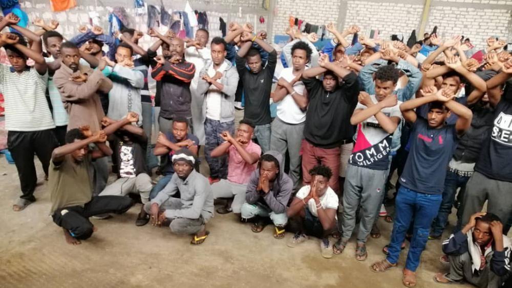 """UNHCR in Libia, parte 2 - I migranti nei centri di detenzione: """"Perché UNHCR vuole tenerci qui?"""""""