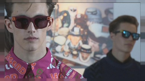 """Fashion for the spring and summer in 2016 in focus at """"London Collections Men"""""""