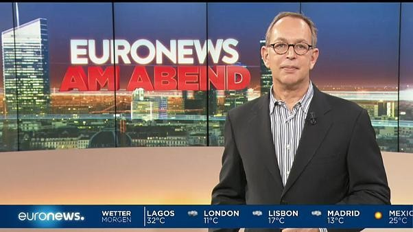 euronews am Abend - Donnerstag, 21. November 2019