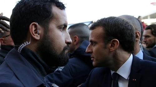 Alexandre Benalla, l'ex-conseiller du président français, a été placé en détention provisoire