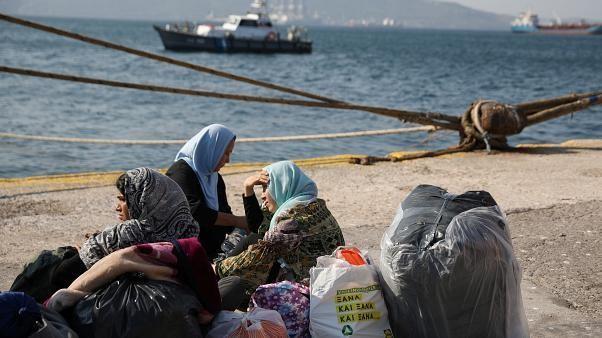 Grèce : Collision entre un navire des garde-côtes et un bateau de migrants