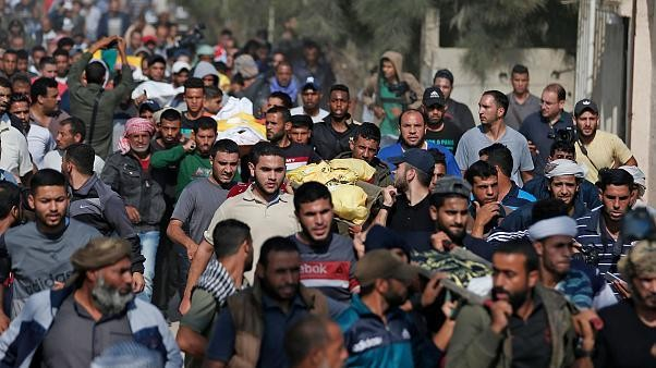 Israel says it is probing 'harm to civilians' from deadly Gaza airstrike