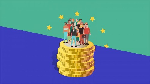 Европа: неравенство доходов