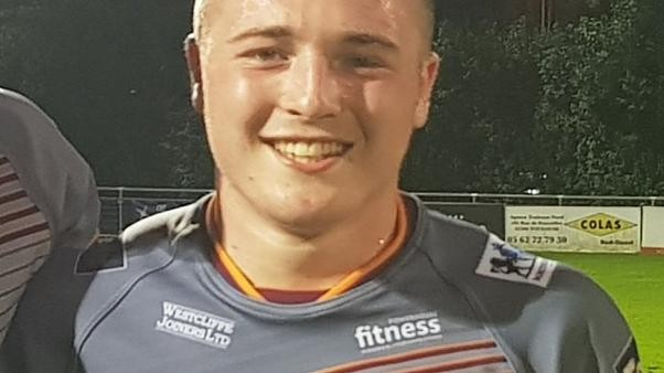 Rugby league player Archie Bruce, 20, found dead in Toulouse hotel room