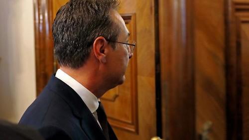 В Австрии объявлены досрочные выборы после отставки вице-канцлера Штрахе
