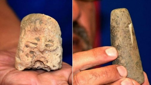 Statue found in Bulgaria could 'push back' Europe's Neolithic era
