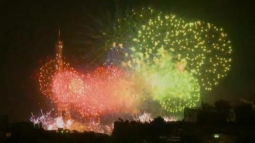 França comemora o Dia da Bastilha