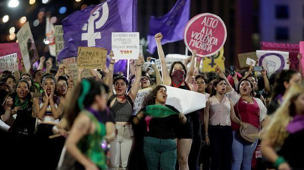 Les femmes de Mexico se dressent contre les viols commis par les policiers