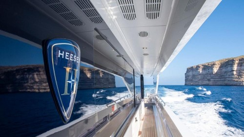 What do people do on their superyachts? Watch Netflix, it turns out