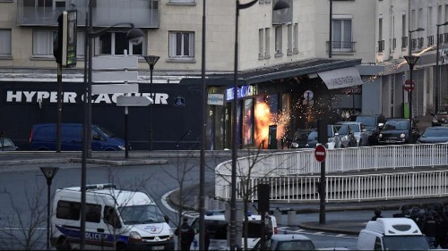 Female terrorism suspect hunted by French police reportedly in Syria