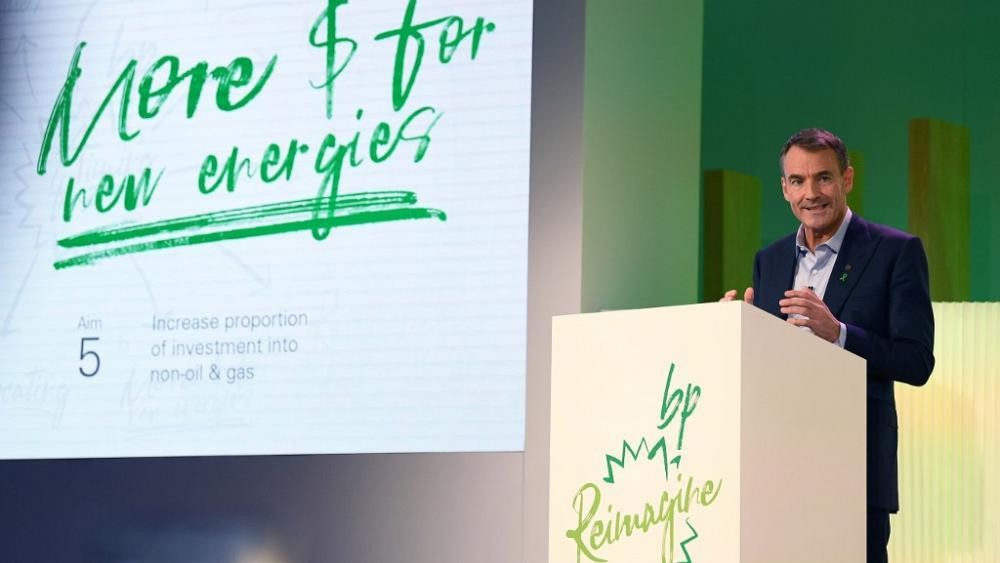 What do green campaigners think of BP's plans to reach net zero?