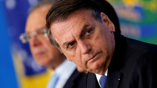 Brazilian president says decision to criminalise homophobia 'completely wrong'