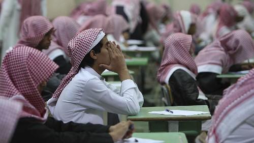 Saudi school textbooks teach teens hatred, violence, anti-Semitism