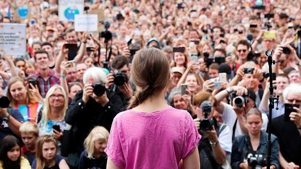 """Greta Thunberg in Frankreich: """"Wir brauchen keine apokalyptischen Gurus"""""""