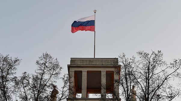Russia expels two German diplomats after Berlin park murder
