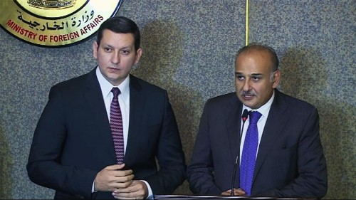 Syrian opposition group calls on Cairo for help to resolve the civil war
