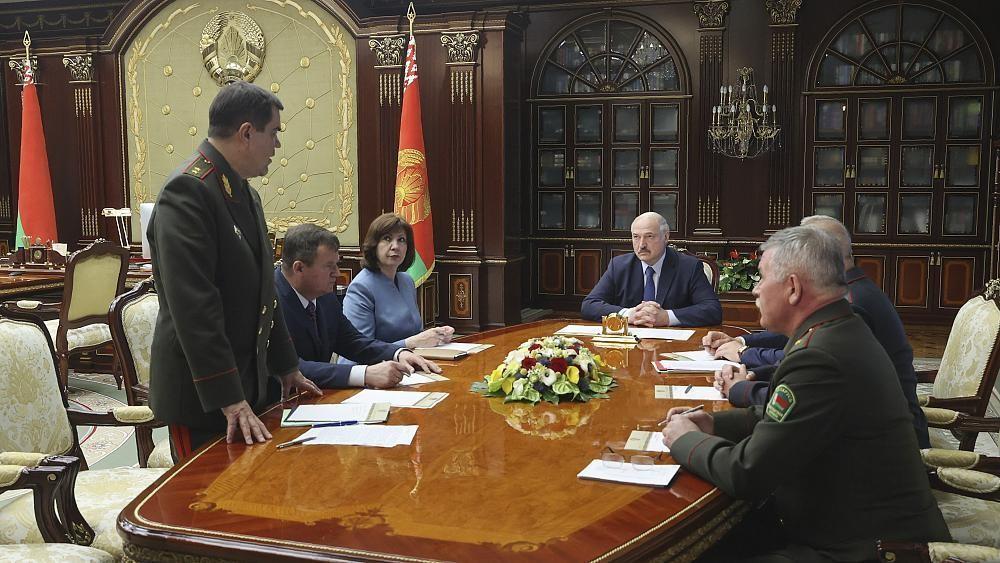 Ситуация в Беларуси cover image