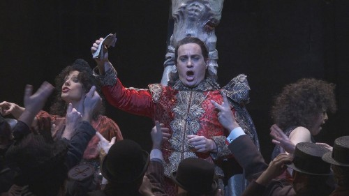 Gounods Faust in Starbesetzung an der Royal Opera in London
