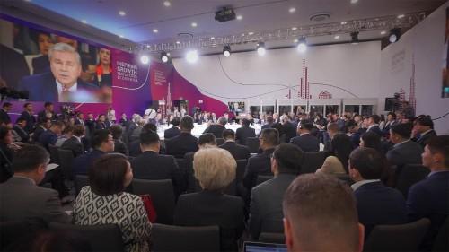 The Astana Economic Forum discusses ensuring sustainable urban growth