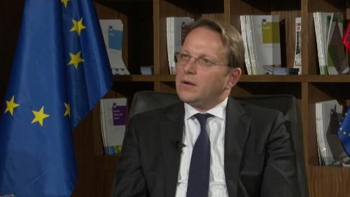 """UE : l'Albanie serait """"prête"""" pour l'ouverture de négociations d'adhésion"""