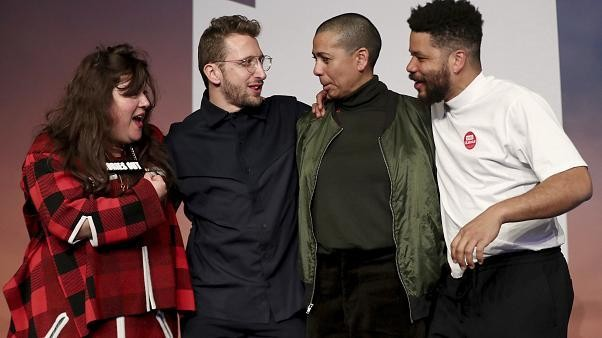 Turner Prize 2019: Award shared between four nominees after request for 'solidarity'