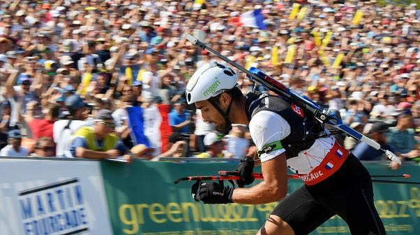 Martin Fourcade shines in Annecy as the Nordic Festival kicks off