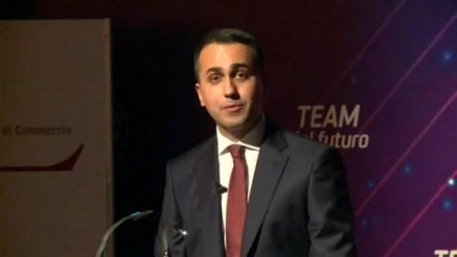 Luigi Di Maio quitte la tête du Mouvement Cinq Etoiles