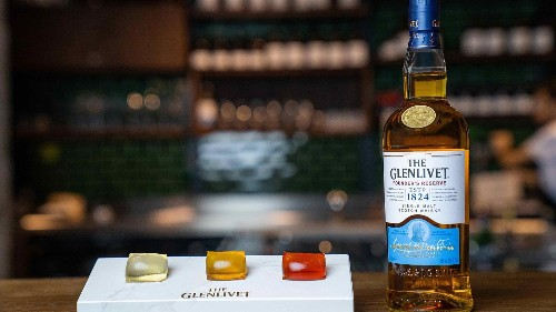 Scotch whisky brand ditches glasses and bottles for edible capsules