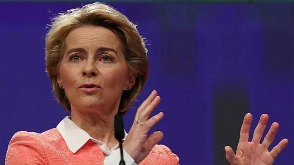 رئيسة المفوضية الأوروبية المنتخبة تعلن عن أسماء طاقمها للسنوات الـ5 المقبلة