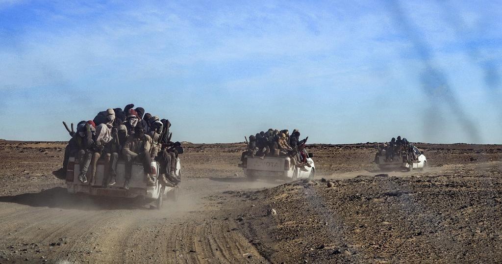 Niger : plus de 250 migrants secourus en plein désert près de la Libye (ONU) | Africanews