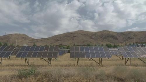 İran güneş enerjisinde şaha kalktı
