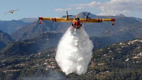 Waldbrände in Frankreich: 10.000 Menschen evakuiert