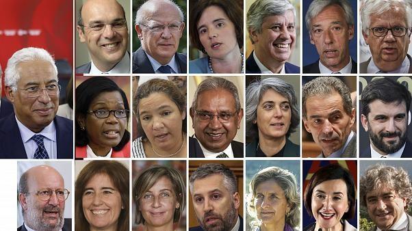 Mais mulheres no governo português