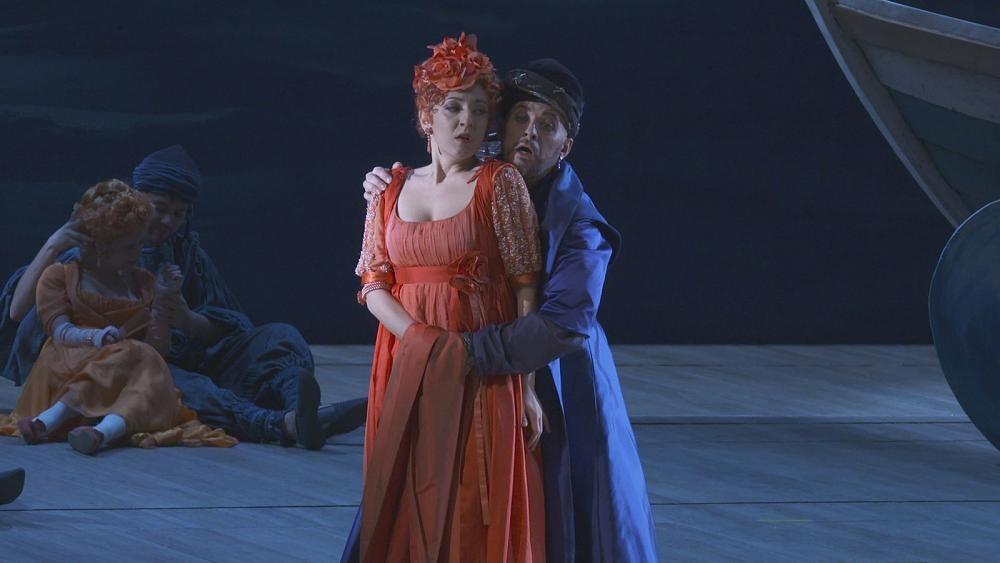 "Nova produção da ópera ""Il Turco in Italia"" no La Scala de Milão"