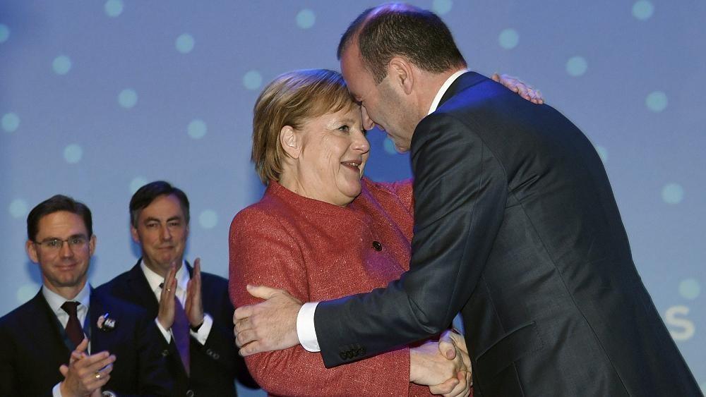 German Manfred Weber secures EPP backing for Commission top job