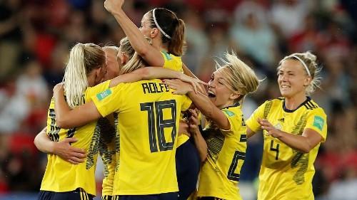 Francia 2019: Svezia e Usa qualificate ai quarti di finale
