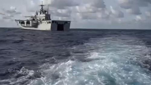 La UE lanza una misión naval para vigilar el embargo de armas en Libia