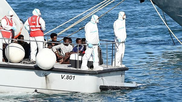 Open Arms migrant boat: Salvini concession as children allowed to leave stranded vessel