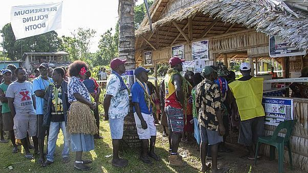 Could Bougainville be the world's newest country?