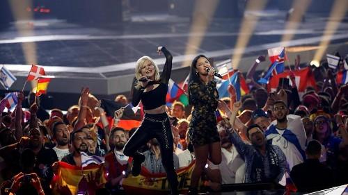 Eurovision: Deutschland rutscht auf vorletzten Platz ab