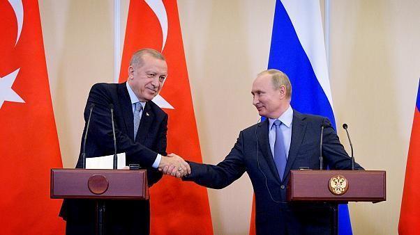 Ahead of Trump meeting, Erdogan threatens to buy Russian jets