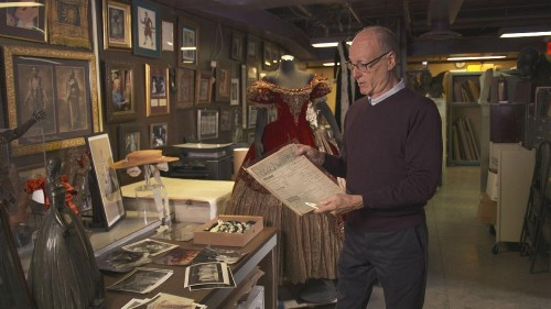 A tour of the Met's archives and treasures