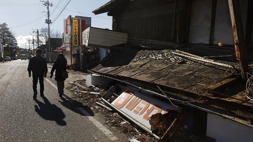 The torch relay for the 2020 Tokyo Olympics will kick off in Fukushima