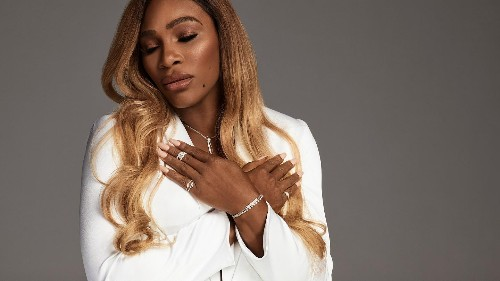 Serena Williams launches ethical diamond jewellery range