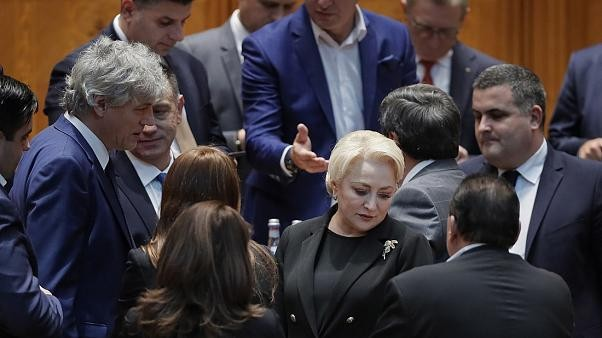 "Rumänien: Präsident Johannis nennt gestürzte Regierung Dancila ""inkompetent"""