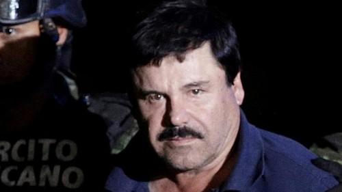 ABD'nin en büyük uyuşturucu davası: Ülkeye 155 ton uyuşturucu sokan 'bücür' El Chapo yargı önünde