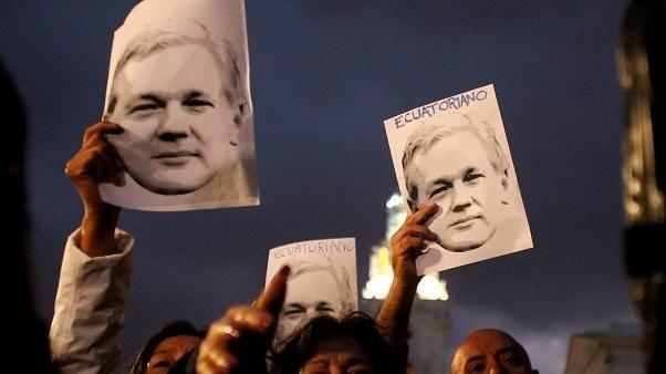 """Strafverfolgung gegen Assange eingestellt: """"Erinnerungen verblassen"""""""