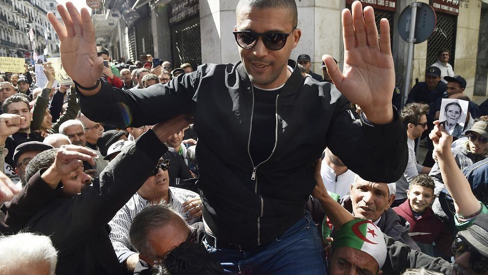 بدء محاكمة الصحافي الجزائري المحبوس خالد درارني